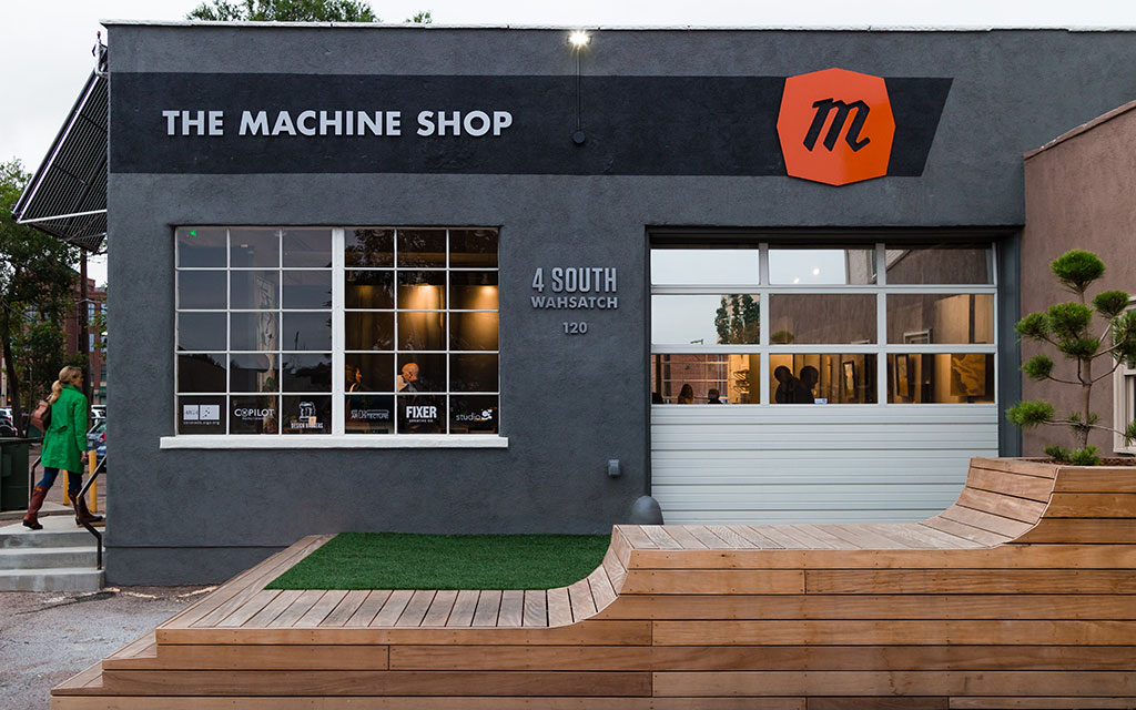 The Machine Shop